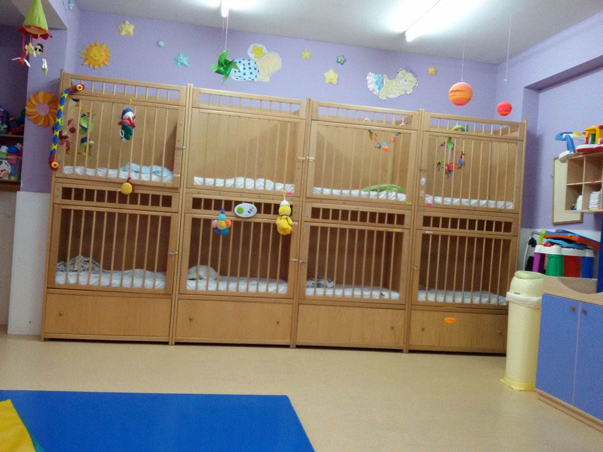 Instalaciones - La Casa de Campo - Centro Infantil - Guardería en ...