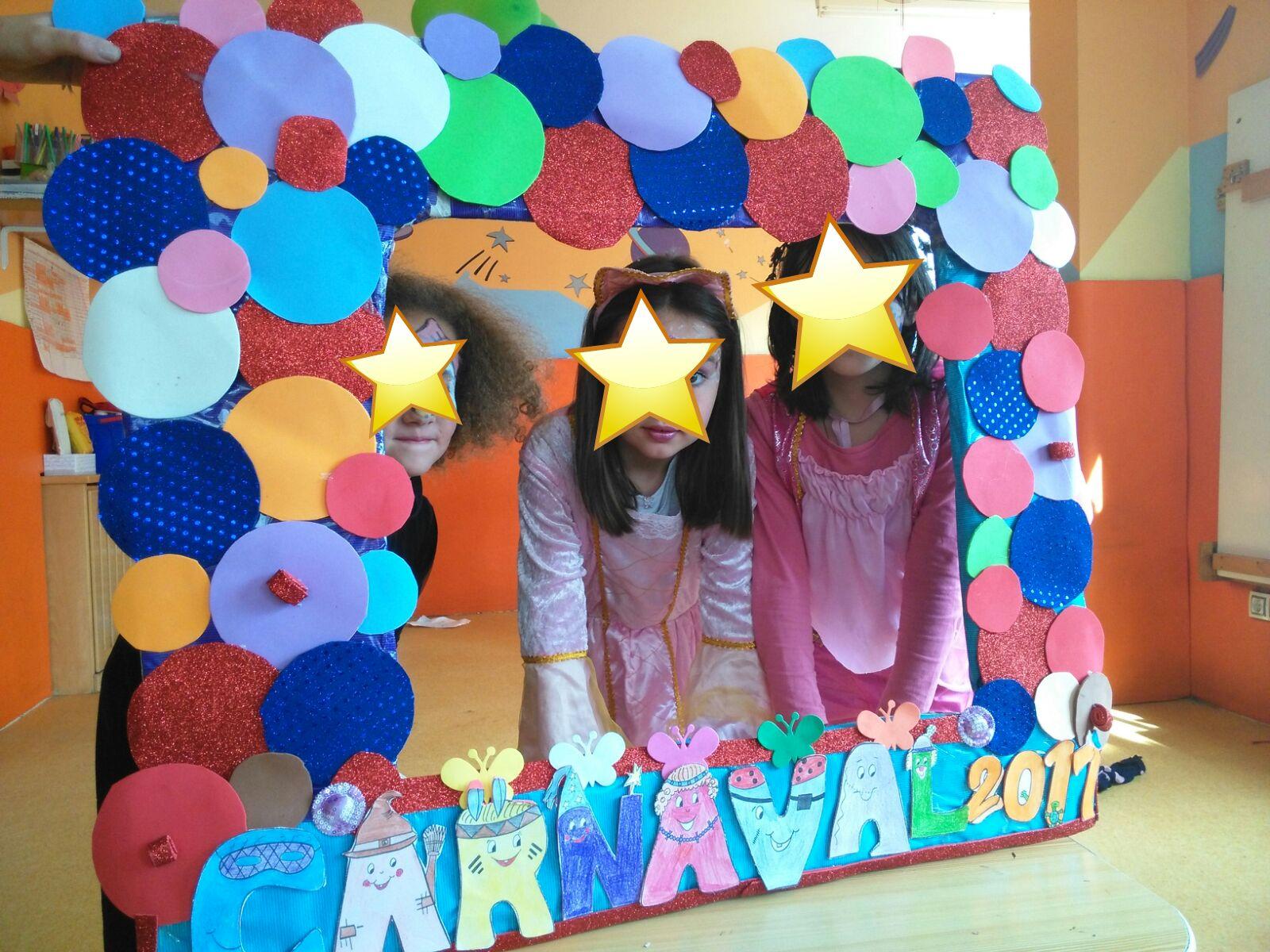 Carnavales en La Casa de Campo de Villamayor 2017