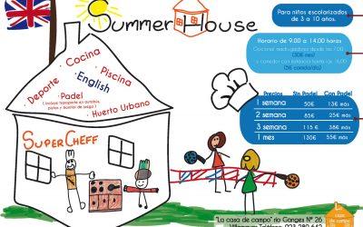 Campamento de Verano en Villamayor – Summer House 2017